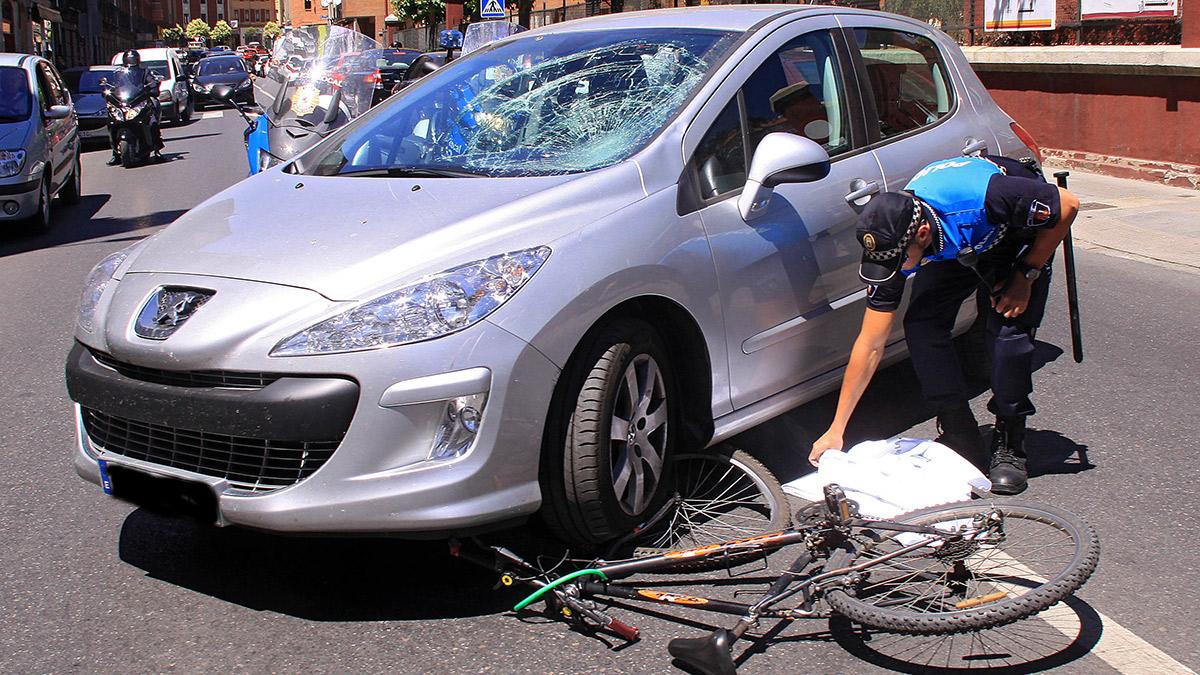 Ryanair muerte ciclista