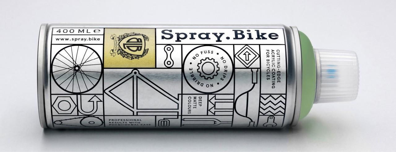 Spray.bike pintura spray para bicicleta