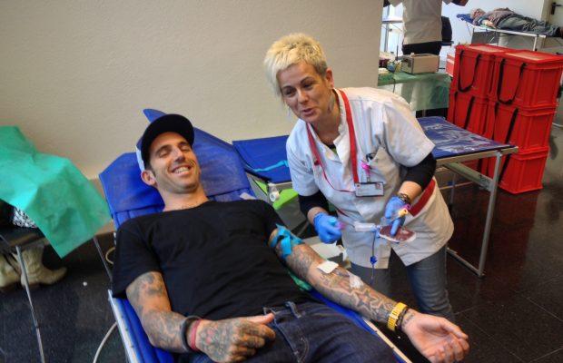 ¿Puedo donar sangre siendo ciclista?