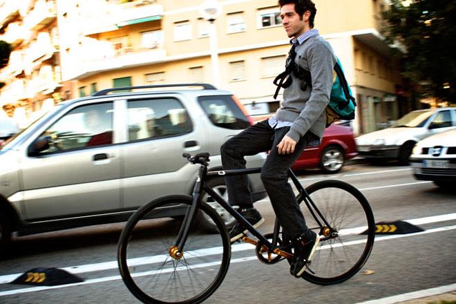 Consejos importantes para ir por la ciudad en bici y no tener accidentes
