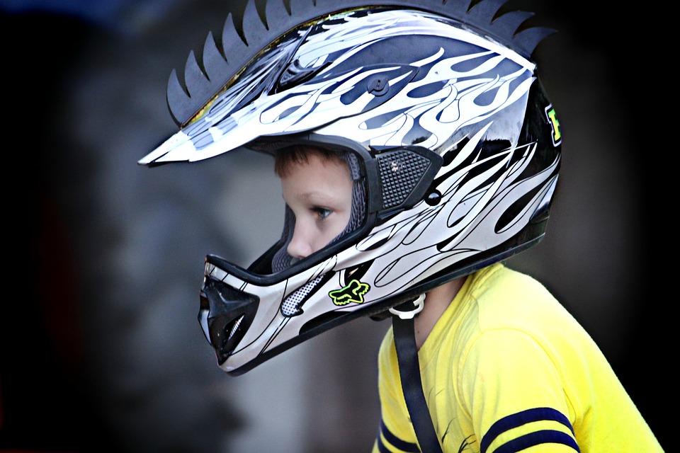 mantenimiento del casco bicicleta