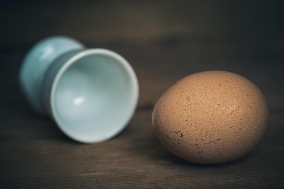 proteínas huevo