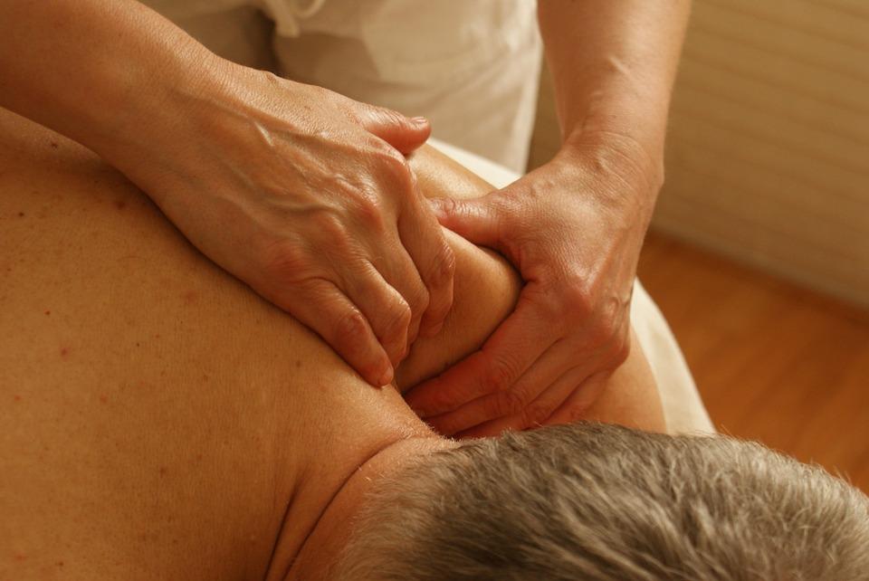 recuperar bien despues de un masaje