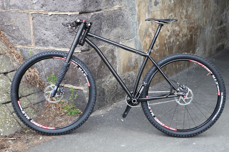 single speed MTB