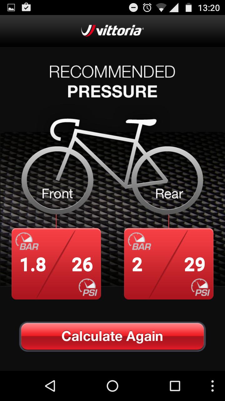 itire presion ruedas