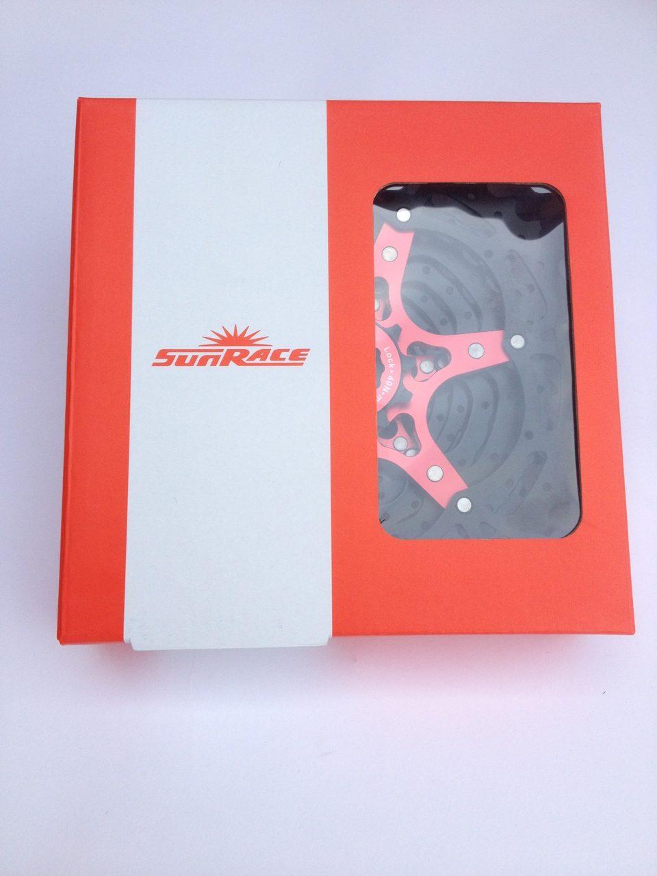 SunRace bicicleta cassette EAZ CSMS8 11 velocidades impulsión flúida más 11-46 metálicos
