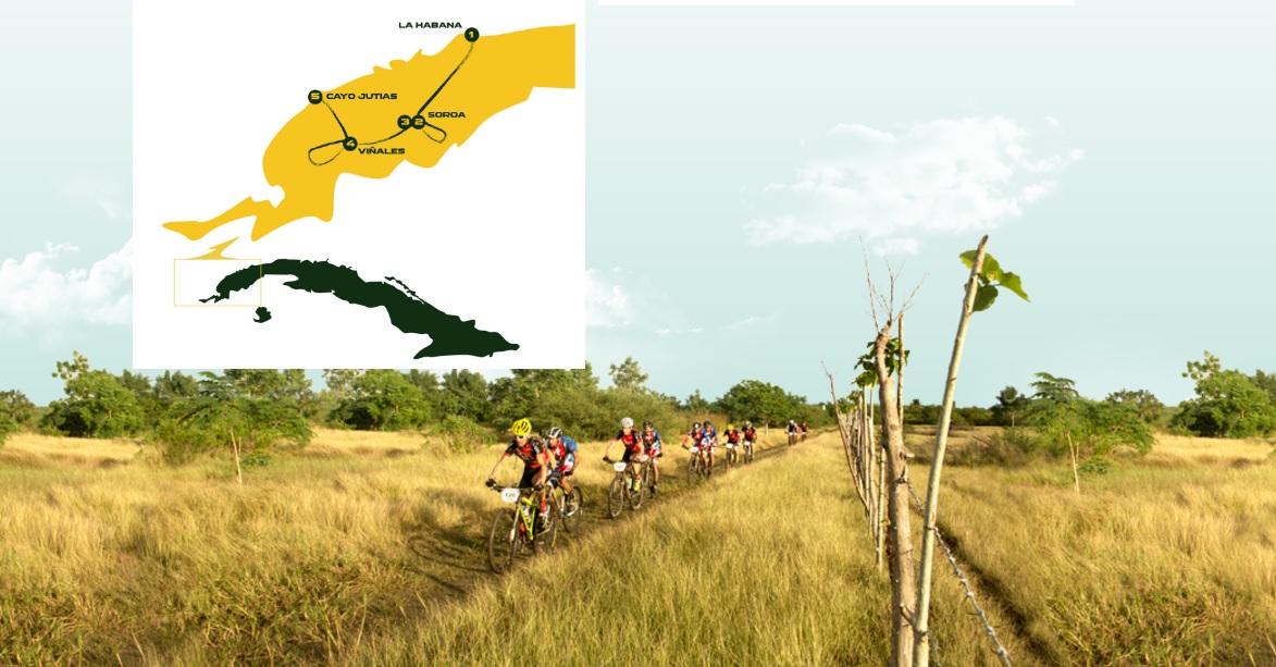 Titan Tropic Cuba Habana recorrido