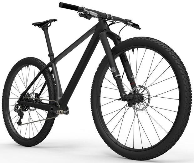 UNNO bikes rígida XC