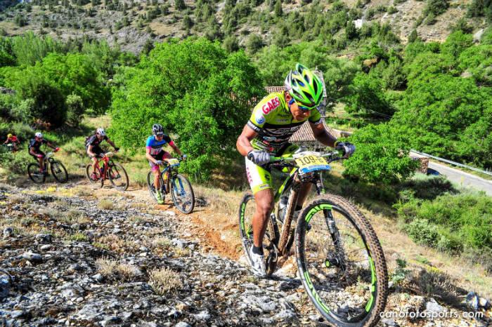 Vuelta a Burgos BTT 2016