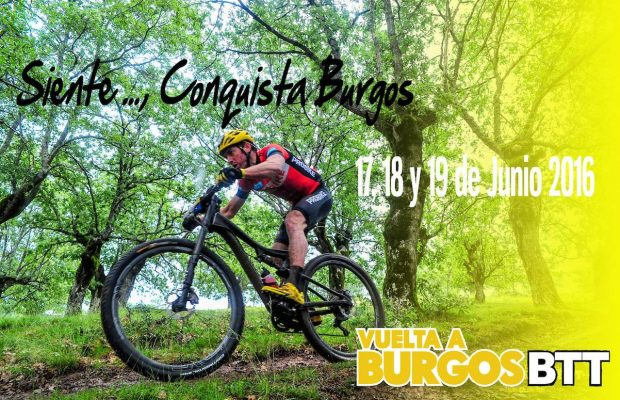 Llega la Vuelta a Burgos BTT 2016 (17,18 y 19 de junio)