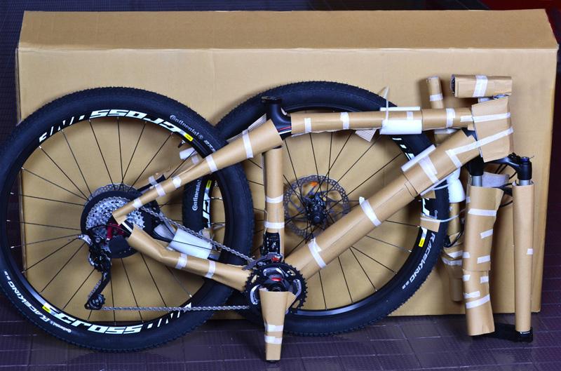 desmontar bici