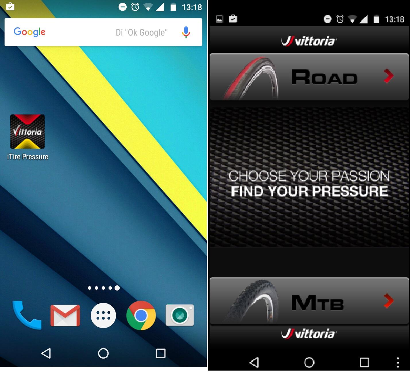iTire, una app para calcular la presión perfecta de tus ruedas paso a paso