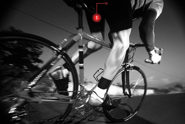 gluteos ciclista