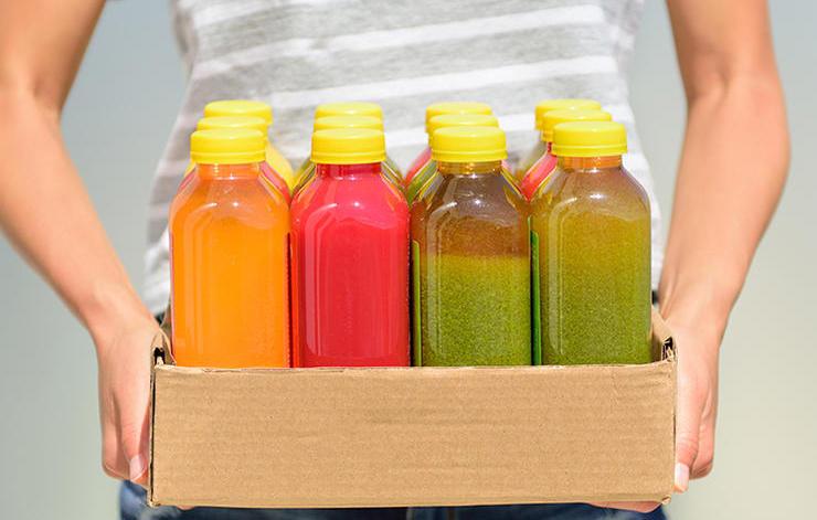 No se recomienda tomar zumos de frutas antes del entrenamiento