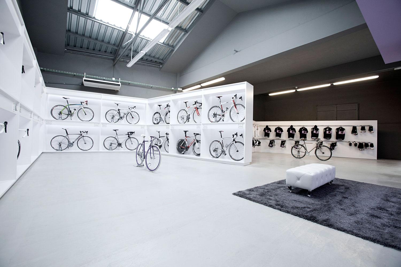 tienda de bicicletas pave