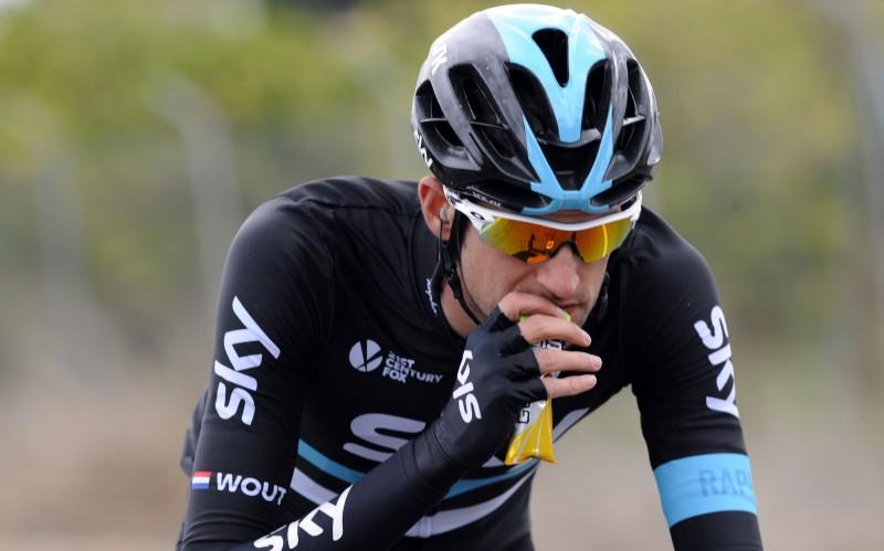 ¿Qué come un ciclista del equipo Sky durante una jornada del Tour?