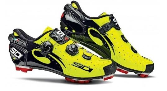 zapatillas-sidi-mtb-drako-2014-carbon-barnizado-amarillo-fluorescente-negro