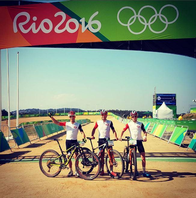 Nino Schurter Rio 2016