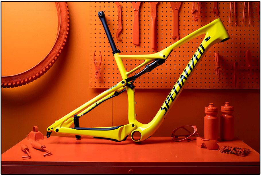 Specialized Torch. Cambia de color según la temperatura ambiente