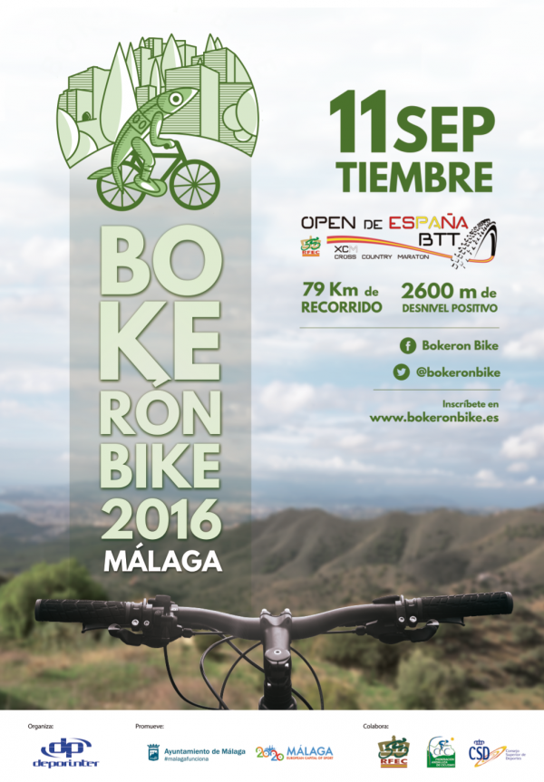 Bokerón Bike 2016