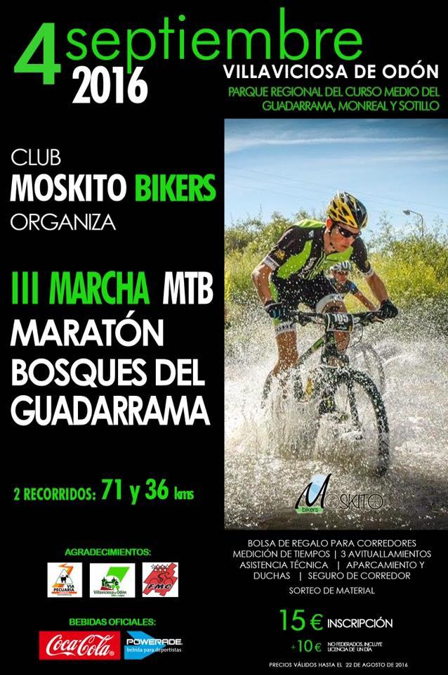 III Marcha MTB Maratón Bosques del Guadarrama