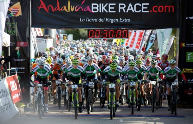 La Andalucía Bike Race busca sedes alternativas a Jaén
