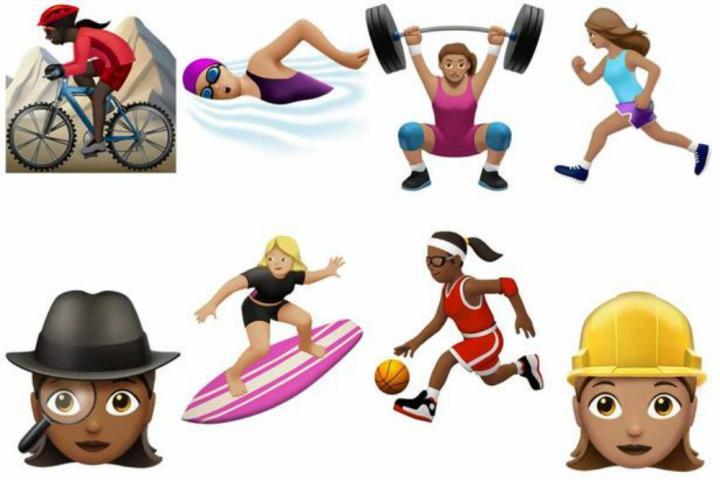 Bici emojis