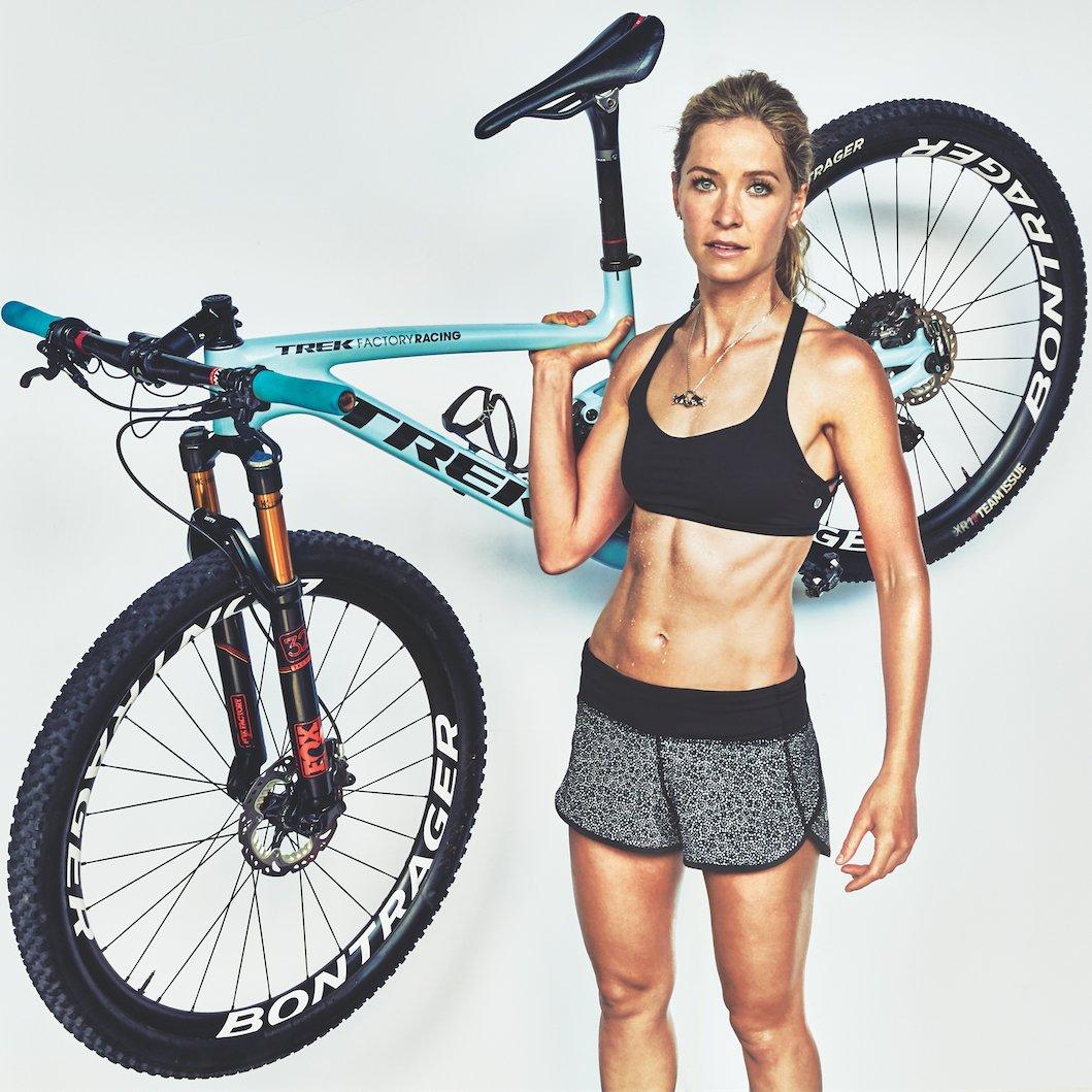 La Trek Top Fuel que Emily Batty llevará en Vallnord, al detalle