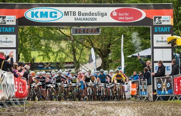 Los mejores bikers internacionales en la final de Bundesliga