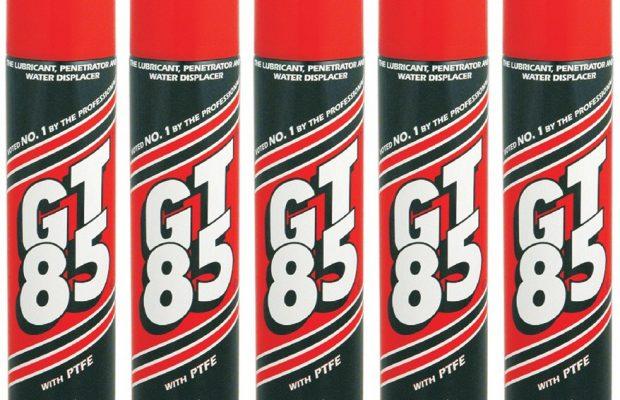 Lubricante GT 85, el multiuso para tu bicicleta