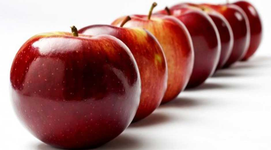 manzanas metabolismo