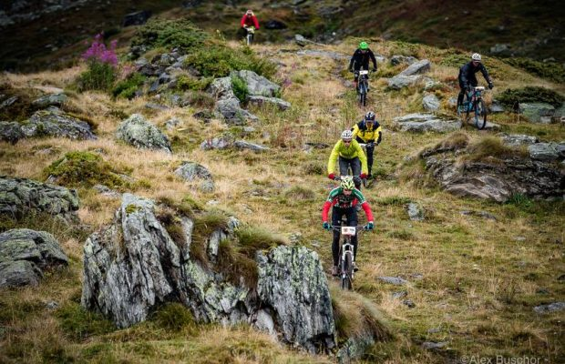 La Perskindol Swiss Epic se despide con lluvia y zonas técnicas