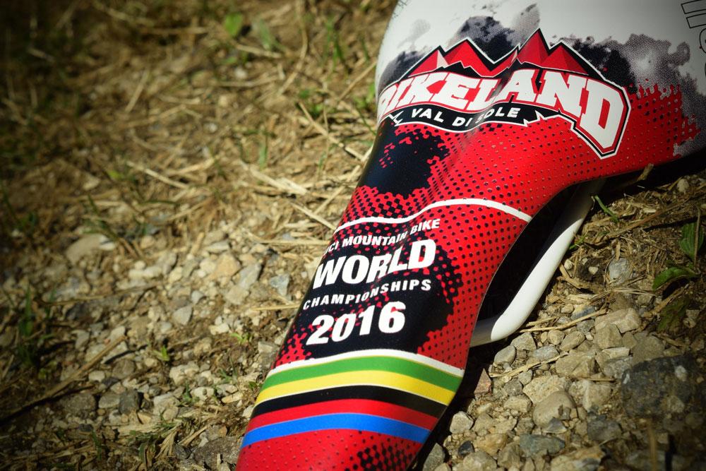 Sillín Nepal de Selle Italia, edición limitada UCI