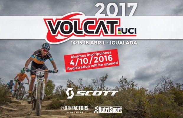 La VolCAT abrirá sus inscripciones el 4 de octubre