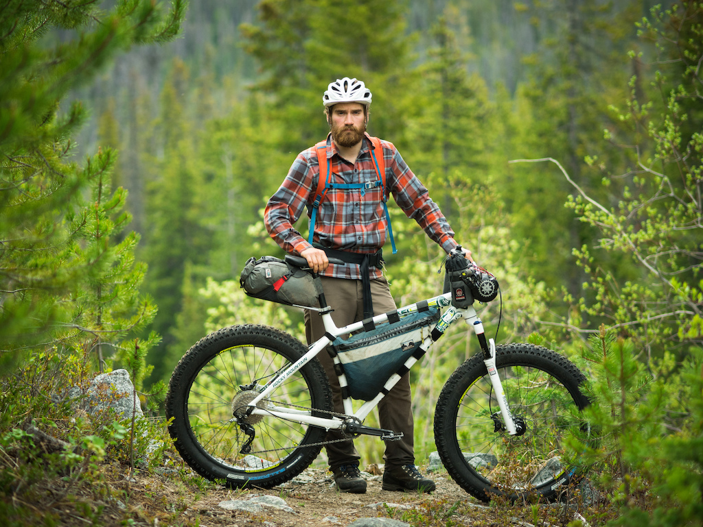 Bikepacking cicloturismo
