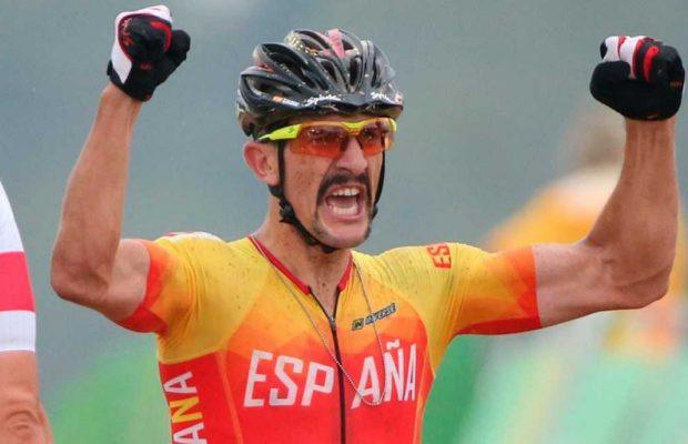 Impresionante vídeo de Carlos Coloma tras su medalla olímpica