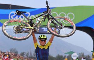 Jenny Rissveds campeona olímpica