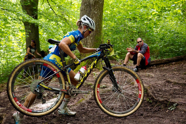 La campeona olímpica Jenny Rissveds desvela los detalles más importantes de su entrenamiento físico y mental