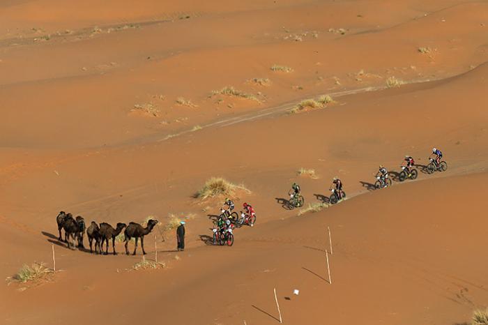 Titan Desert 2017 desierto