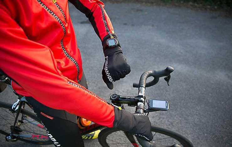 entrenamiento ciclista