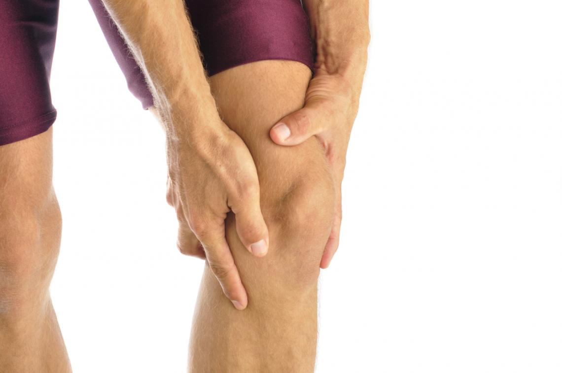 Al rodilla la centro dolor de