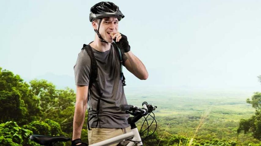 ¿Qué comían los ciclistas antes de los geles y las barritas energéticas?