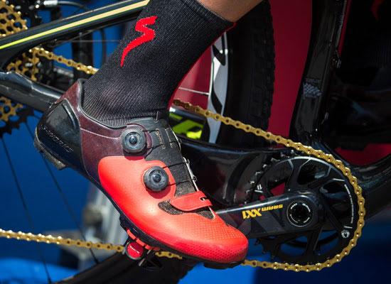 S-Works 6 XC, las zapatillas más ligeras del MTB