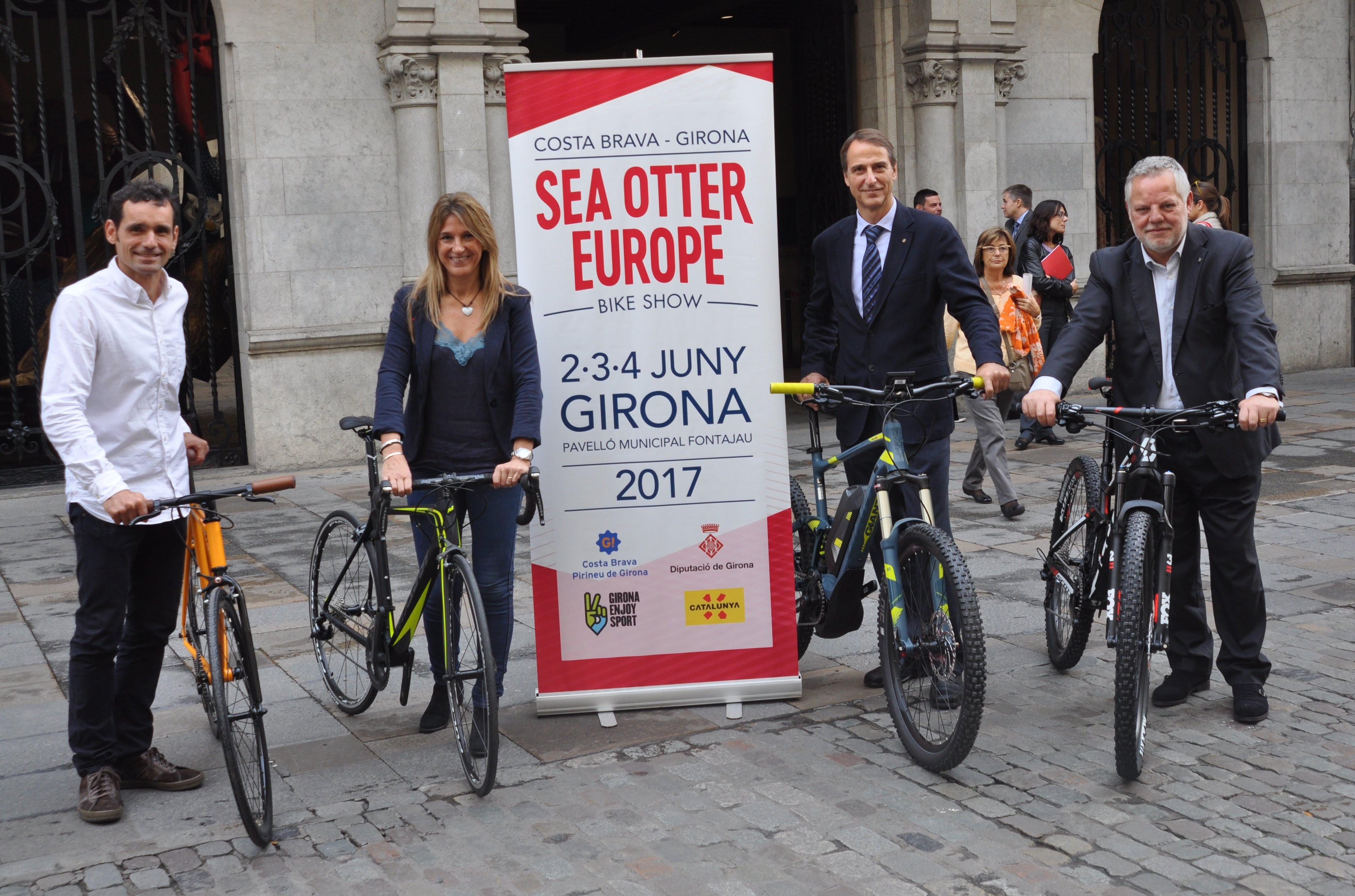 Sea Otter Europe Costa Brava-Girona Bike Show