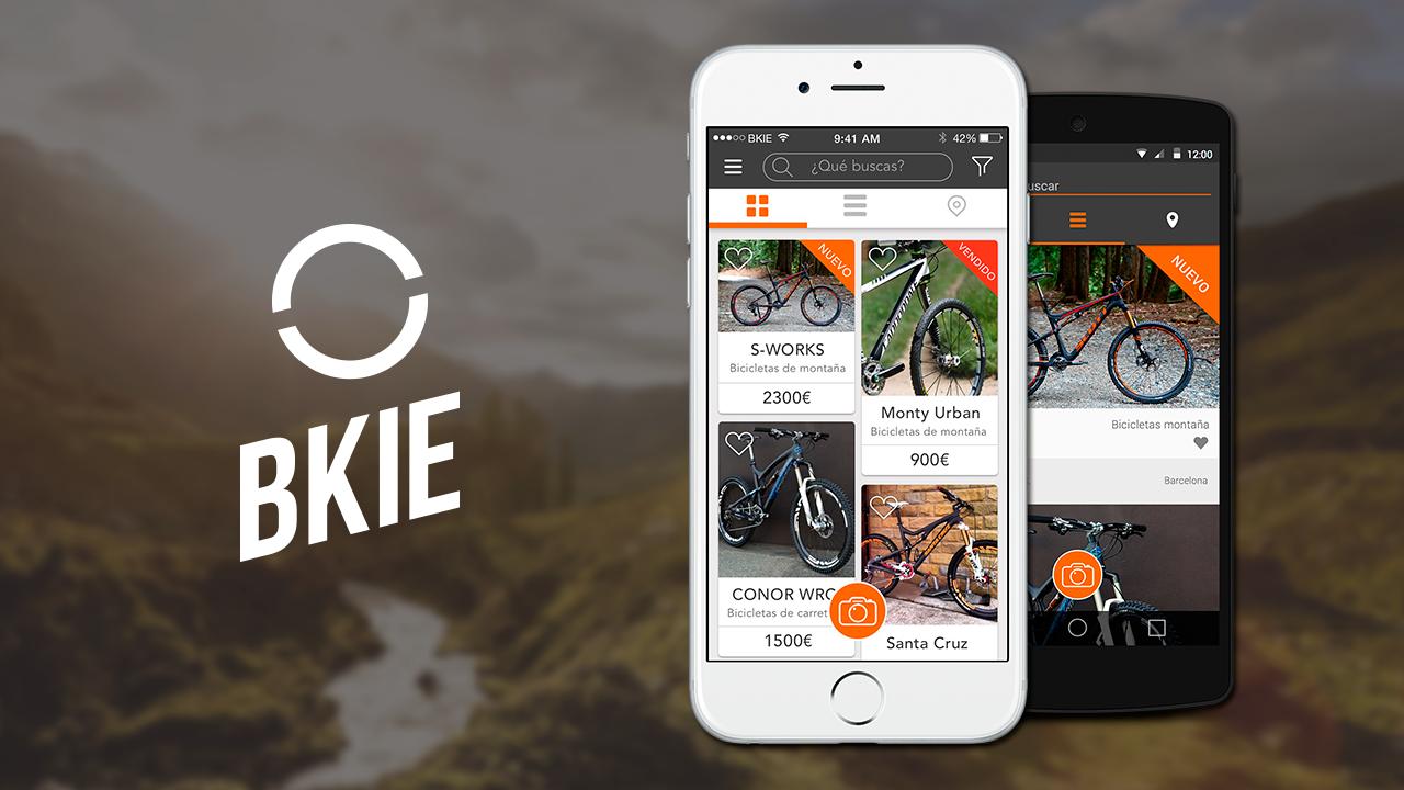 Bkie, la app para comprar bicicletas de segunda mano sigue creciendo y ya supera las 500.000 descargas