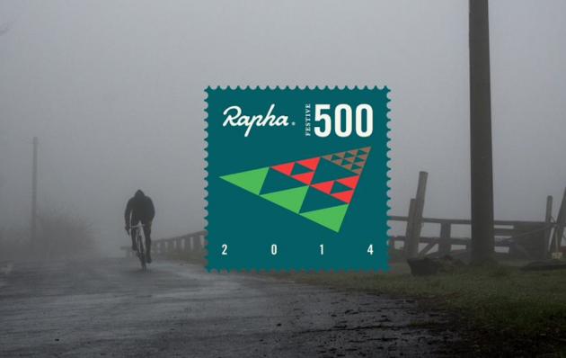 Strava Rapha 500