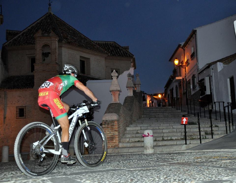 Vuelta a Andalucía MTB 2017