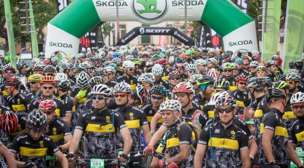 Skoda Gran Fondo Priorat 2017