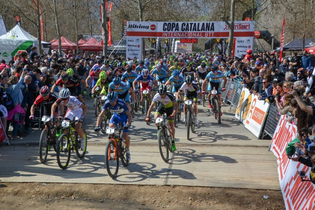 Copa catalana internacional biking point 2017