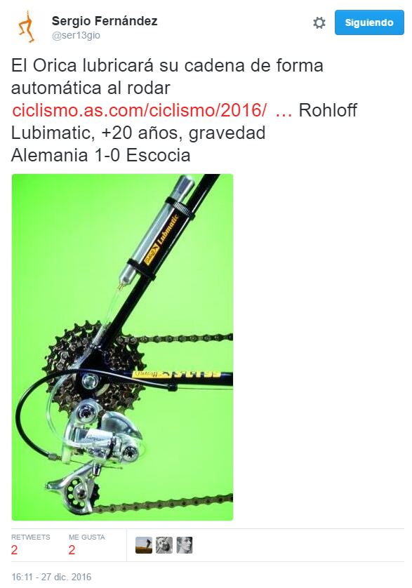 Rohloff Lubimatic
